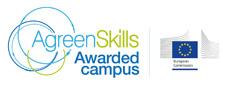 Logo AgreenSkills Awarded campus