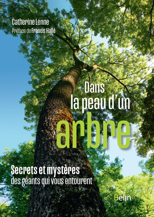"""Couverture du livre """"Dans la peau d'un arbre"""""""