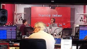 """Bruno Moulia sur France inter, invité de Mathieu Vidard dans """"la tête au carré"""""""