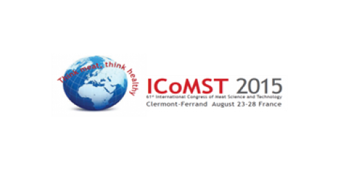 Logo du congrès icomst International Congres on Meat Science and Technology