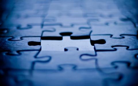 puzzle symbolisant la construction de l'unité
