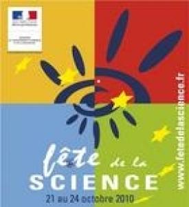 Affiche officiel de la fête de la science