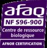 Logo AFNOR NF S 96-900