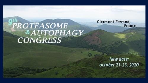 Proteasome & Autophagy Congress 2020