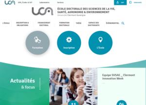 Ecole Doctorale sdvsae