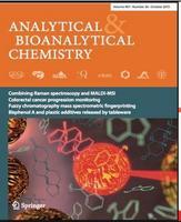 analytical bioanalytical chemistry