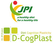 Identification of dietary modulators of cognitive ageing and brain plasticity and proof of concept of efficacy for preventing/reversing cognitive decline (D-CogPlast)