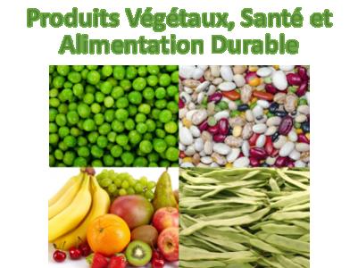 Produits végétaux, santé et alimentation durable